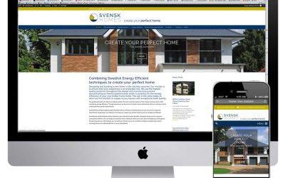 Svenskhomes New Website goes live!