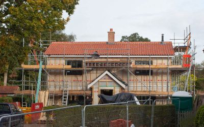 The Secret to a Speedy Timber Frame Self Build with Svenskhomes
